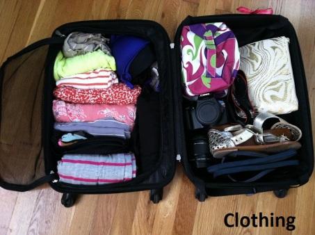 Trekking, Clothing