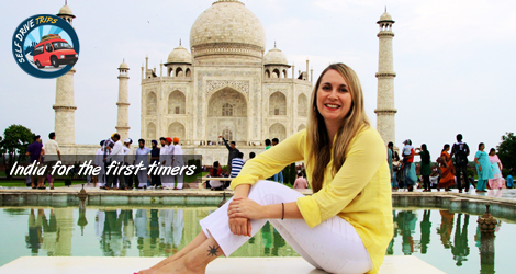 India for the first-timers